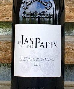 JAS DES PAPES