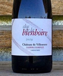 Saumur Champigny Clos de la Bienboire - Château Villeneuve