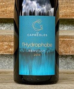 BROUILLY HYDROPHOBE CAPREOLES
