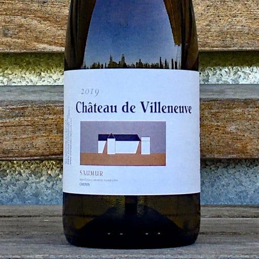 SAUMUR BLANC 2019 Chateau Villeneuve
