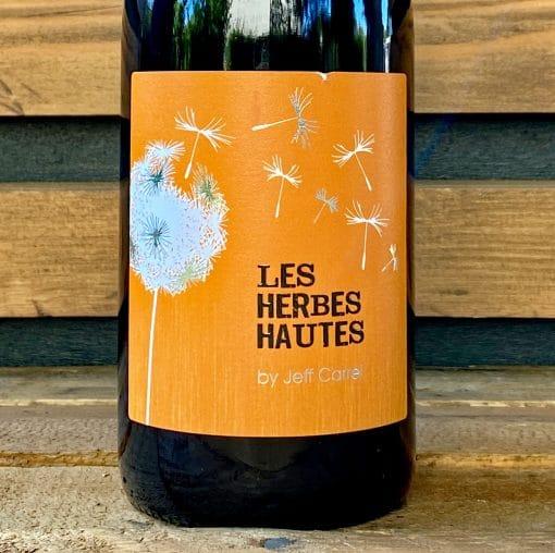 Corbières Les Herbes hautes by Jeff Carrel