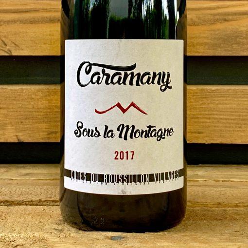 Caramany 2017 Sous la Montagne Jeff Carrel