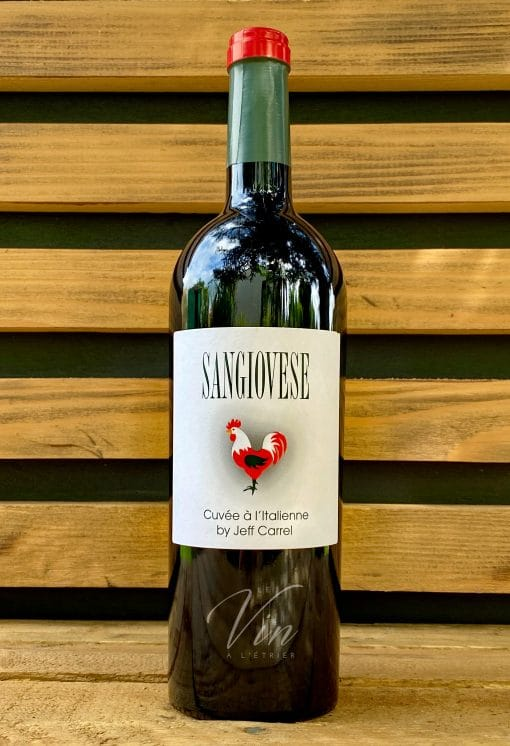 Sangiovese by Jeff Carrel