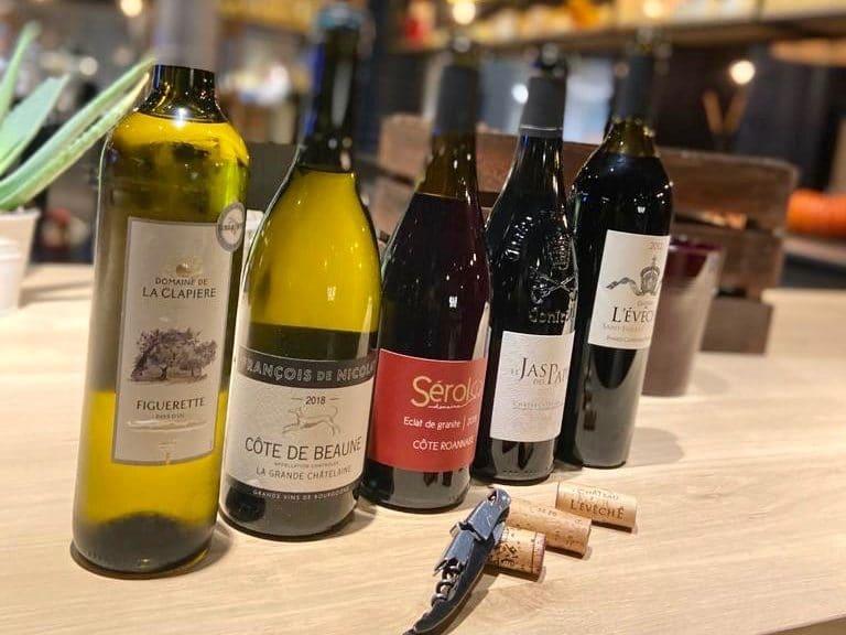 Atelier degustation de vins Fontainebleau